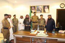 مدير عام فرع هيئة الهلال الأحمر السعودي بحائل يكرم الجهات الحكومية التي شاركت في الخطة الفرضية للفرع
