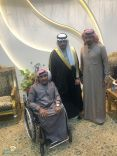 الشاب عبدالله بن فلاح الهمزاني يحتفل بزواجه