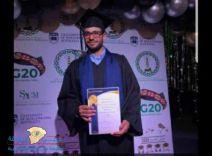 حصل فرحان بن  فليح الشايع على درجة الماجستير من جامعة Wollongong في استراليا
