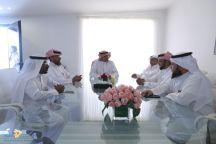 اللجنة الاشرافية بهيئة الهلال الأحمر السعودي تعقد  يوم امس اجتماعها الدوري التاسع