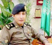 المقدم أحمد الجنفاوي مديرا لقسم السير بمرور حائل