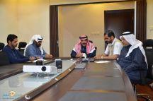 هلال أحمر حائل يعقد اجتماع تنسيقي مع لجنة الخدمات الطبية والاسعافية برالي حائل الدولي