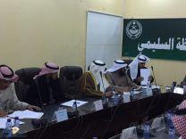 المجلس المحلي بمحافظة السليمي يعقد جلسته الاعتياديه