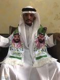 كلمة الاستاذ / شايم صايل العازمي… بمناسبة اليوم الوطني السعودي 90