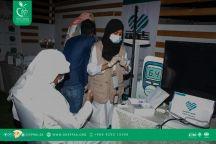 مشاركة جمعية شفاء في ملتقى اليوم العالمي للتطوع وحصولها على المركز الأول