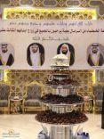 احمد بن جديع العمر وفهد حمدان العمار و( جمال -زياد )ابناءمبارك العمر يحتفلون بزواجهم