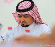 الأخصائي / حجاب بن سعد الحربي
