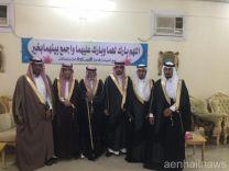 مقيم منور الغيثي يحتفل بزواجه …