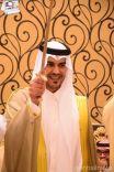 """الشيخ / محمد بن ضيف الله القبلان يحتفل بزواج أبنه الشاب """" ضيف الله """" بقاعة بنوراما بحائل …"""