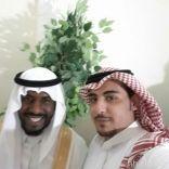 الشاب سالم الهدران يحتفل بزواجه
