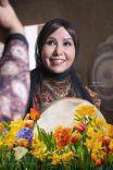 """الفنانة """"مريم الغامدي """"أول امرأة سعودية تقف على خشبة المسرح"""