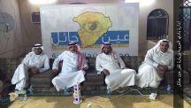 إدارة نادي العروبة في زيارة لمقر صحيفة عين حائل
