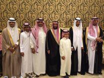 بالصور … الأستاذ/سالم خليف الهرشان يحتفل بزواج أبناءه ( عبدالرحمن _ عبدالله )