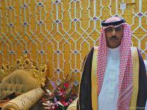 حامد بن عايد الاسلمي الشمري يحتفل بزواجه