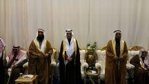 الشاب/ سعد حمود المرشد يحتفل بزواجه