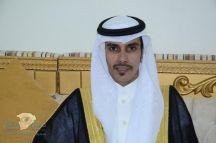 """فلاح بن مضحي المسعودي يحتفل بزواج نجله المهندس """" فهد """""""