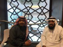 بالصور .. والفيديو .. ( ملك الدعابة ) أبو خالد لبست تاج الشهرة بوقت قصير وطرائفي أغلبه مضحك