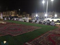 بالصور ….اجتماع التعارف لأهالي حي الإسكان بمدينة حائل