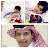 """""""أحمد العنزي"""" يشكر الأستشاري الدكتور عبدالله الزهراني  لاجرائه عملية ناجحة لإبنه ( محمد )"""