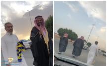 """مشجعو النصر يحضرون المباراة الختامية في بطولة الدوري بـ """"البشوت"""""""
