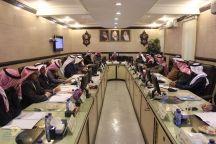 اجتماع المجلس البلدي رقم 38