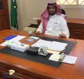 طلال آل علي نائب لمدير إدارة مساجد محافظة بقعاء