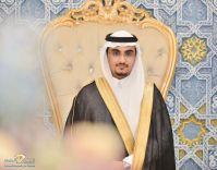 """أسرة الحمد تحتفل بزواج ابنها """"ماضي"""""""