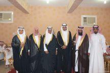 الشاب / عبدالعزيز بن خالد التميمي يحتفل بزواجه