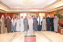 المجلس البلدي الجديد ببقعاء يعقد اول اجتماع له