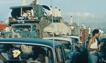 شاهد.. فيلم ملون يوثق رحلة الحج قبل 57 عاماً