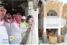 تتسع لـ280 ألف مصلٍّ .. افتتاح جميع أدوار التوسعة السعودية الثالثة بالحرم خلال رمضان المقبل