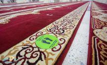 صور.. تجهيز مسجد مزدلفة وفق إجراءات التباعد
