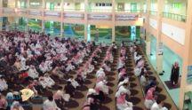 وزير التعليم يوجه بإقامة صلاة الاستسقاء في جميع المدارس والجامعات