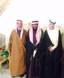 محمد بدر عيد الاسلمي يحتفل بزواجه