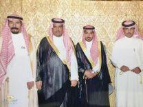 حمدان القملي يحتفل بزواجه …
