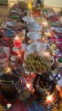افطار جماعي لنزيلات «مركز تأهيل حائل»
