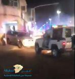 بالقوة الجبرية.. إيقاف قائد مركبة قاوم رجال الأمن وصدم سيارة في طبرجل
