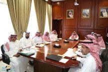 نائب أمير منطقة حائل يرأس اجتماع تحقيق التطلعات المرسومة لمستقبل التعليم في المنطقة