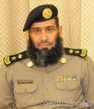 المقدم . سعود بن علي الرشيدي