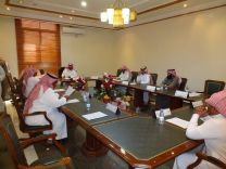 المجلس البلدي بمحافظة بقعاء يعقد اجتماعه العادي الخامس
