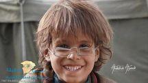 مزاد على نظارة طفل يمني يحقق 2.5 مليون ريال