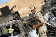 مقتل 18 مسلحا ورجلي أمن في سيناء