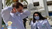 تونس تفرض وضع الكمامات
