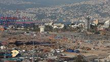 خسائر انفجار بيروت بين 10 – 15 مليار دولار