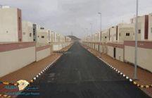 تزويد 699 وحدة سكنية في مشروع الإسكان بحائل بالتيار الكهربائي