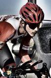 """"""" صحيفة عين الحقيقة """" تسلط الضوء على الدراج / عبدالله الشمري الذي حقق مراكز متقدمة في سباقات الدراجات الهوائية"""