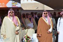 رئيس الاتحاد السعودي للسيارات والدراجات النارية يهنئ الأمير عبدالعزيز بن سعد على نجاح رالي حائل نيسان 2018