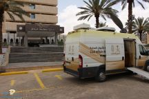 إدارة الأحوال المدنية بمدينة حائل تقدم خدمة العربة المتنقلة لموظفي امارة المنطقة