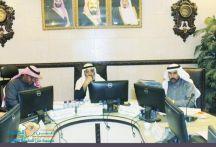 ترأسه العديم .المجلس البلدي يصدر عدداً من القرارات والتوصيات