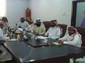 بلدي الخطة يطّلع على تقرير أنشطة البلدية
